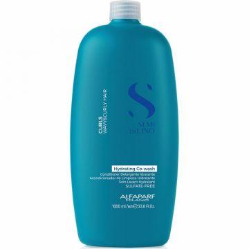 Балсам за коса Alfaparf Milano Semi Di Lino Curls Hydrating 1л