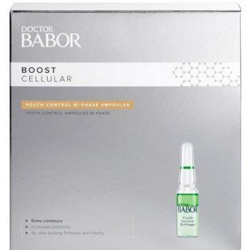 Fiole bifazice Doctor Babor Lifting Cellular Youth Control Bi-Phase Ampoule cu efect anti-rid 14x1ml