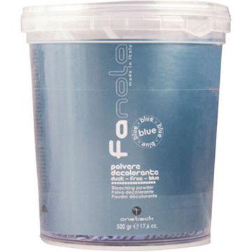Pudra decoloranta Fanola De-Color Compact Blue 500g