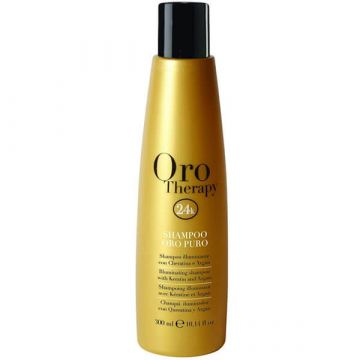 Sampon Fanola Oro Therapy Gold 300ml