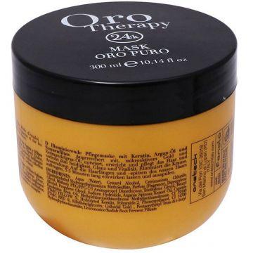 Маска за коса Fanola Oro Therapy Argan Oil 300мл