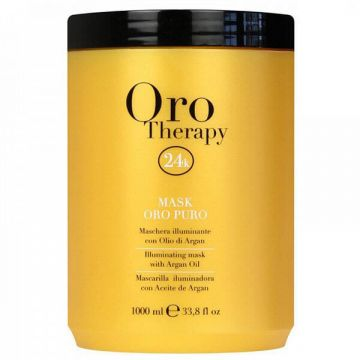 Маска за коса Fanola Oro Therapy Argan Oil 1л