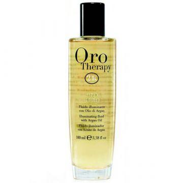 Ulei de par Fanola Oro Therapy Argan Oil 100ml