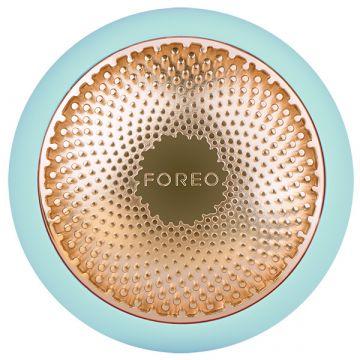 Dispozitiv de tratament facial Foreo UFO Mint pentru accelerare efect masca