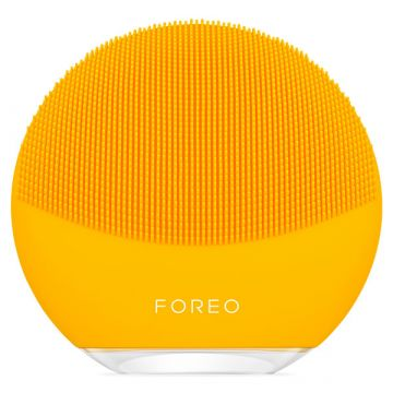 Dispozitiv de curatare faciala Foreo Luna Mini 3 Sunflower Yellow