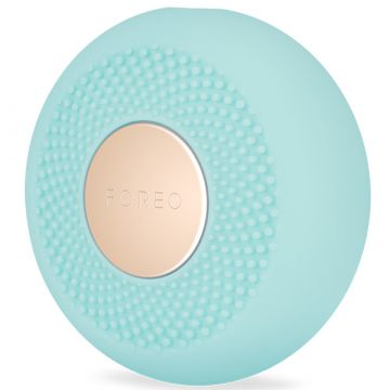 Dispozitiv de tratament facial Foreo UFO 2 Mini Mint pentru accelerare efect masca