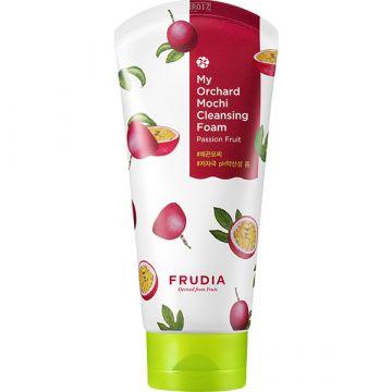 Spuma de curatare Frudia My Orchard Mochi cu fructul pasiunii 120ml