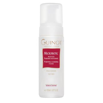 Spuma demachianta Guinot Microbiotic Mousse 150ml