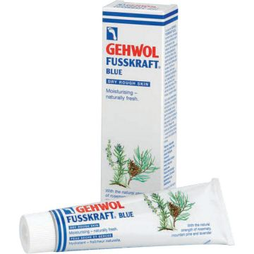 Crema antiinflamatoare si hidratanta Gehwol Fusskraft Blue pentru picioare 75ml