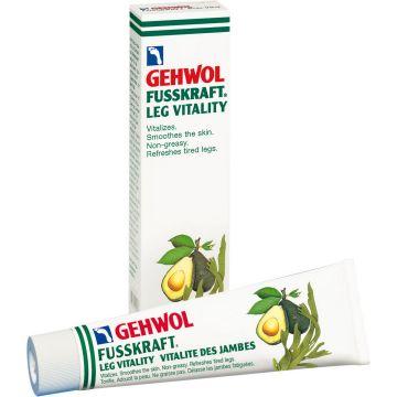 Crema revitalizanta Gehwol Fusskraft Leg Vitality pentru picioare obosite 125ml