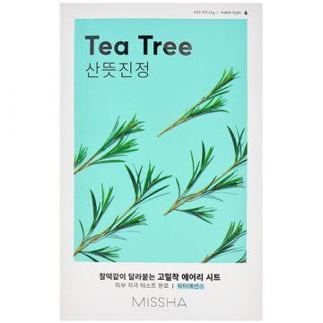 Маска за лице Missha Airy Fit с чаено дърво 19гр