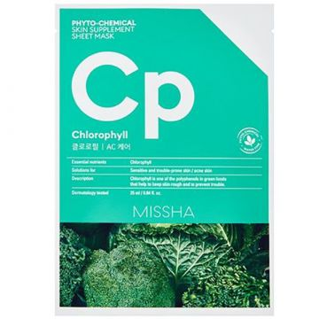 Маска за лице Missha Phytochemical Skin Supplement AC Care 25мл