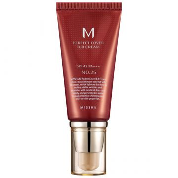 BB Cream Missha Perfect Cover SPF42/PA+++ Warm Beige 50ml