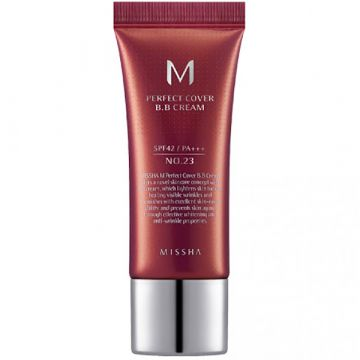 BB Cream Missha Perfect Cover SPF42/PA+++ Natural Beige 50ml