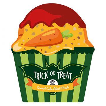Маска за лице Dr. Mola TrickOrTreat със сладкиш от морков 23мл