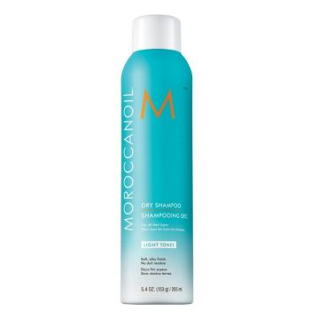 Sampon uscat Moroccanoil Light Tone 205ml