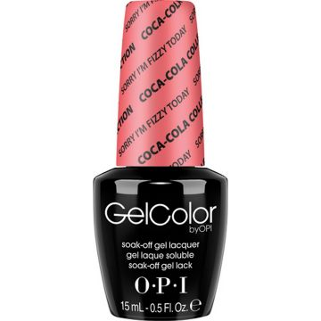 Лак за нокти полутраен Opi Gelcolor Sorry I'M Frizzy Today 15мл