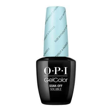Лак за нокти полутраен Opi Gelcolor Suzi Without A Paddle 15мл