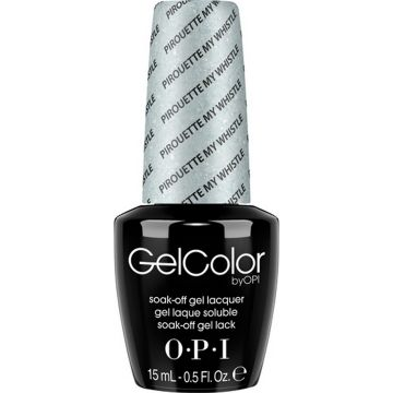 Лак за нокти полутраен Opi Gelcolor Piroeutte My Whistle 15мл