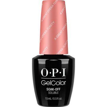 Лак за нокти полутраен Opi Gelcolor A Great Opera-Tunity 15мл