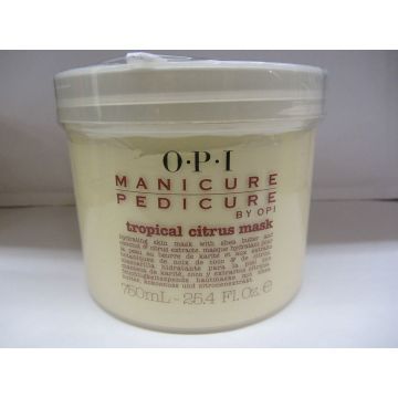 Маска за крака Opi Pedicure Mask Tropica Citrus 750мл