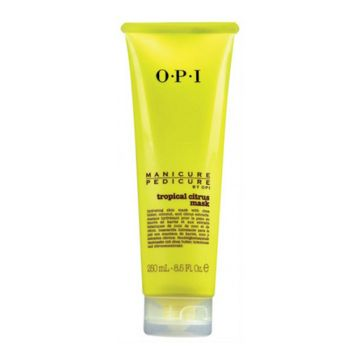 Маска за крака  Opi Pedicure Tropical Citrus Mask 250мл