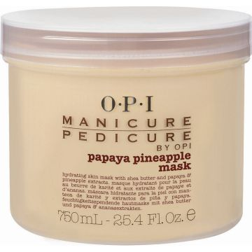 Маска за крака Opi Pedicure Mask Papaya Pineapple 750мл
