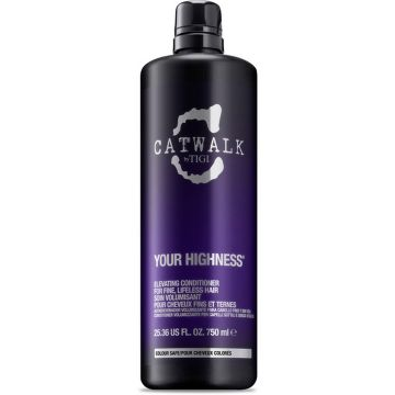 Balsam de par Tigi Catwalk Your Highness 750ml