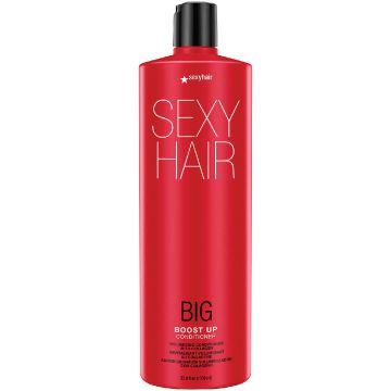 Balsam de par Sexy Hair Boost Up Volume cu colagen 1l