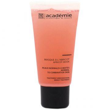 Masca faciala Academie Masque A L'Abricot efect hidratant si antioxidant 50ml