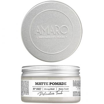 Pomada Amaro Matte 100ml