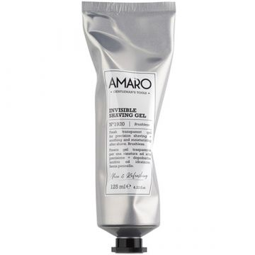 Gel pentru barbierit Amaro Invisible 125ml
