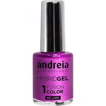 Lac de unghii Andreia Hybrid Gel Fusion Color H52 10.5ml