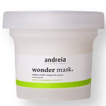 Masca tratament maini si picioare Andreia Wonder Mask 200ml