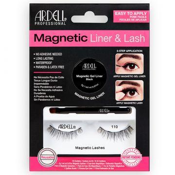 Gene false magnetice Ardell Lash Liner 110