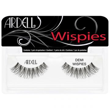 Gene Ardell Invisibands Demi Wispies Black