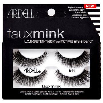 Изкуствени мигли  Ardell Faux Mink 811 2 Pack