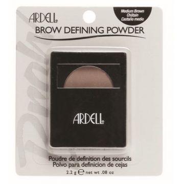 Fard Sprancene Ardell Brow Defining Powder Medium Brown