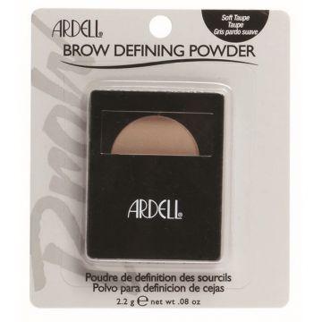 Fard Sprancene Ardell Brow Defining Powder Soft Taupe
