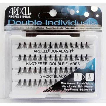 Изкуствени мигли  Ardell Double Individual Short