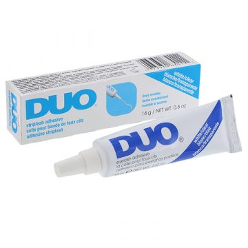 Adeziv gene false Duo Quick Set transperent 14g