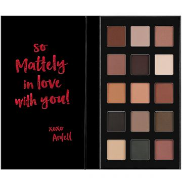 Сенки за очи Ardell Beauty Pro Eyeshadow Palette 15 цвята Matte