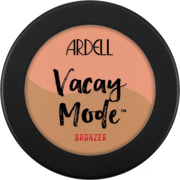 Pudra bronzanta Ardell Beauty Vacay Mode Bronzer Lucky in Lust+Rustic Tan 8g