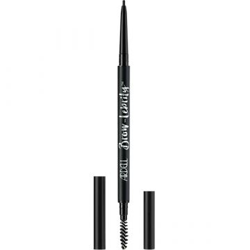 Creion sprancene Ardell Beauty Brow-Lebrity Soft black 0.04g