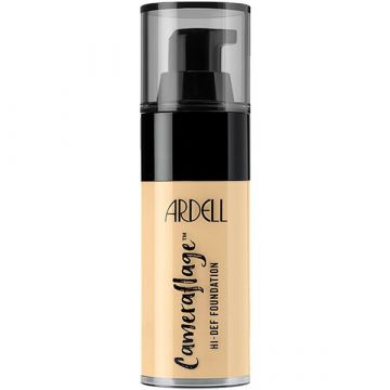 Fond de ten Ardell Beauty Cameraflage High-deff Light 2.0 30ml