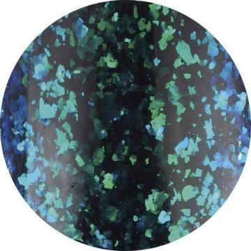Set 2 lacuri de unghii clasic Alessandro Punk Toxic Tuequoise 2x5ml