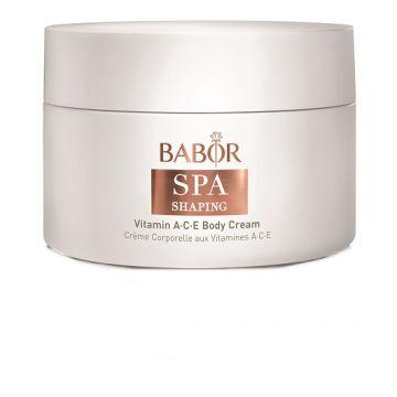 Крем за тяло Babor Spa Shaping с витамин  A,C,E  с възстановяващ ефект  200мл