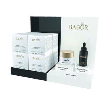 Комплект кремове Babor SkinProtect със защитен ефект за всички видове кожа