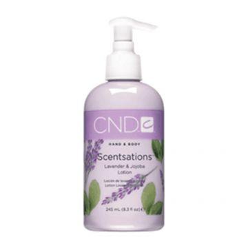 Лосион CND Scentsation Lavender & Jojoba за хидратиране 245 мл