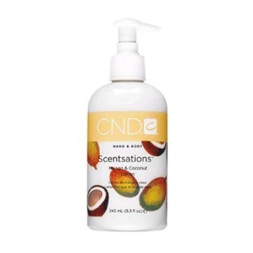 Лосион CND Scentsation Mango & Coconut за хидратиране  245 мл